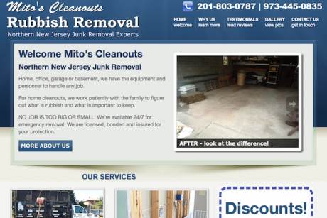 Mito's Cleanouts