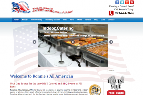 Ronnies All American Catering & BBQ